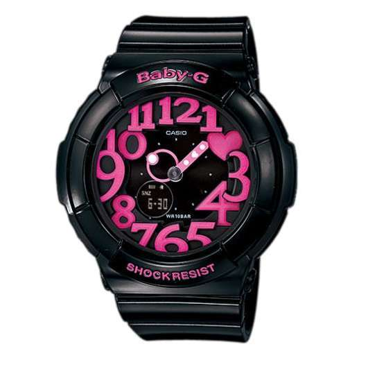 ساعت مچی کاسیو بیبی جی BGA-130-1BDR