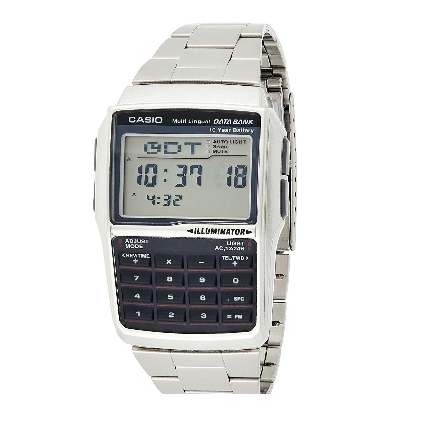 ساعت مچی کاسیو DBC-32D-1ADF