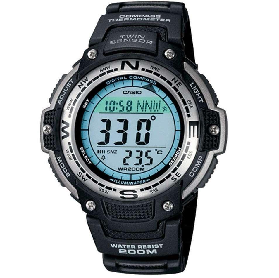 ساعت مچی کاسیو SGW-100-1VDF