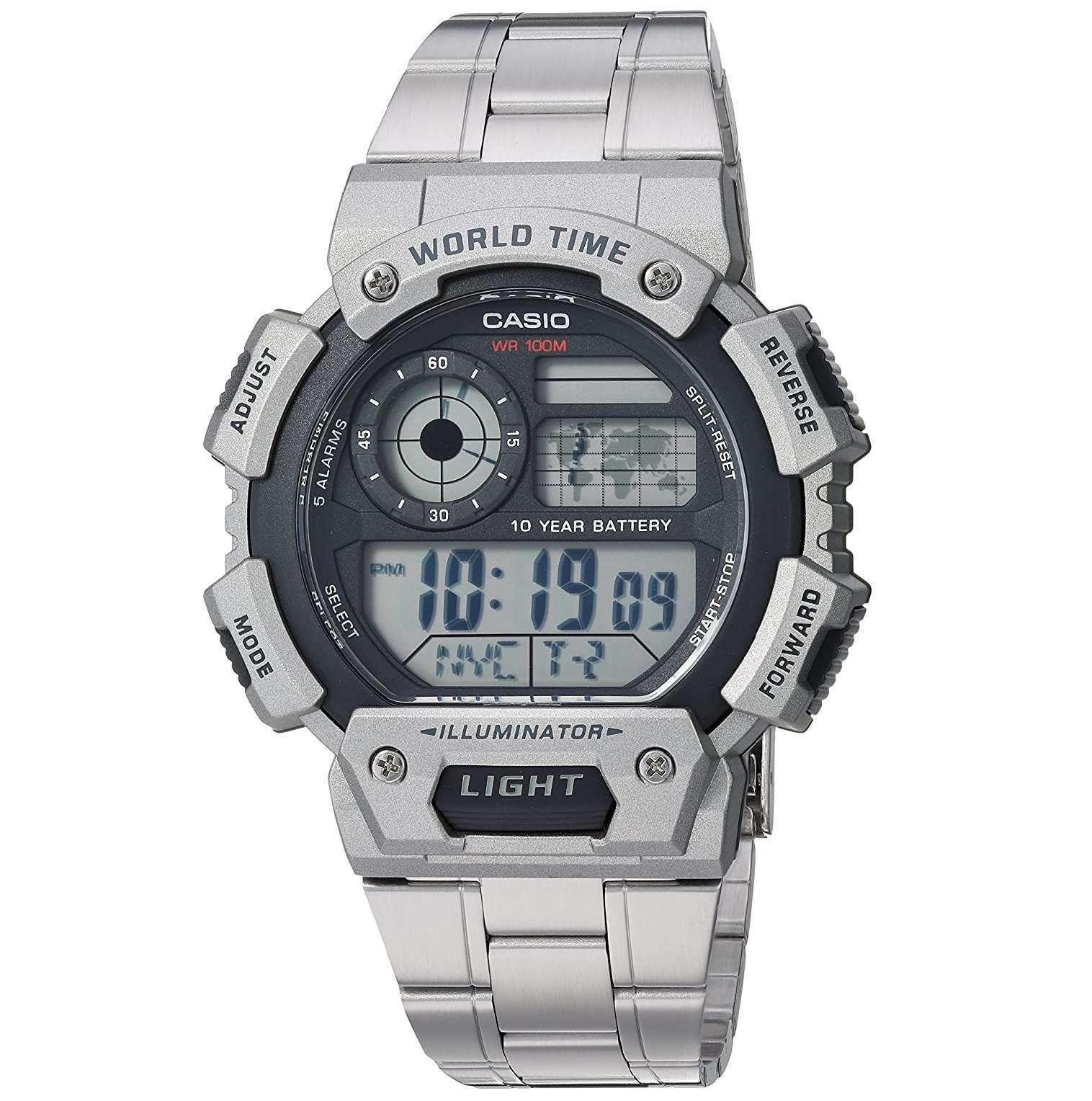 ساعت مچی کاسیو AE-1400WHD-1AVDF