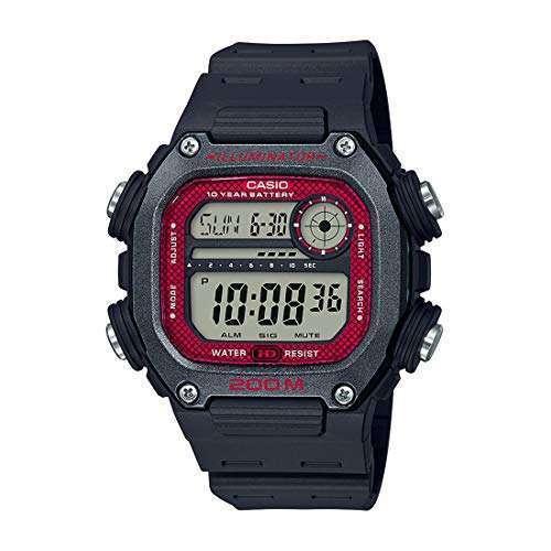 ساعت مچی کاسیو DW-291H-1BVDF