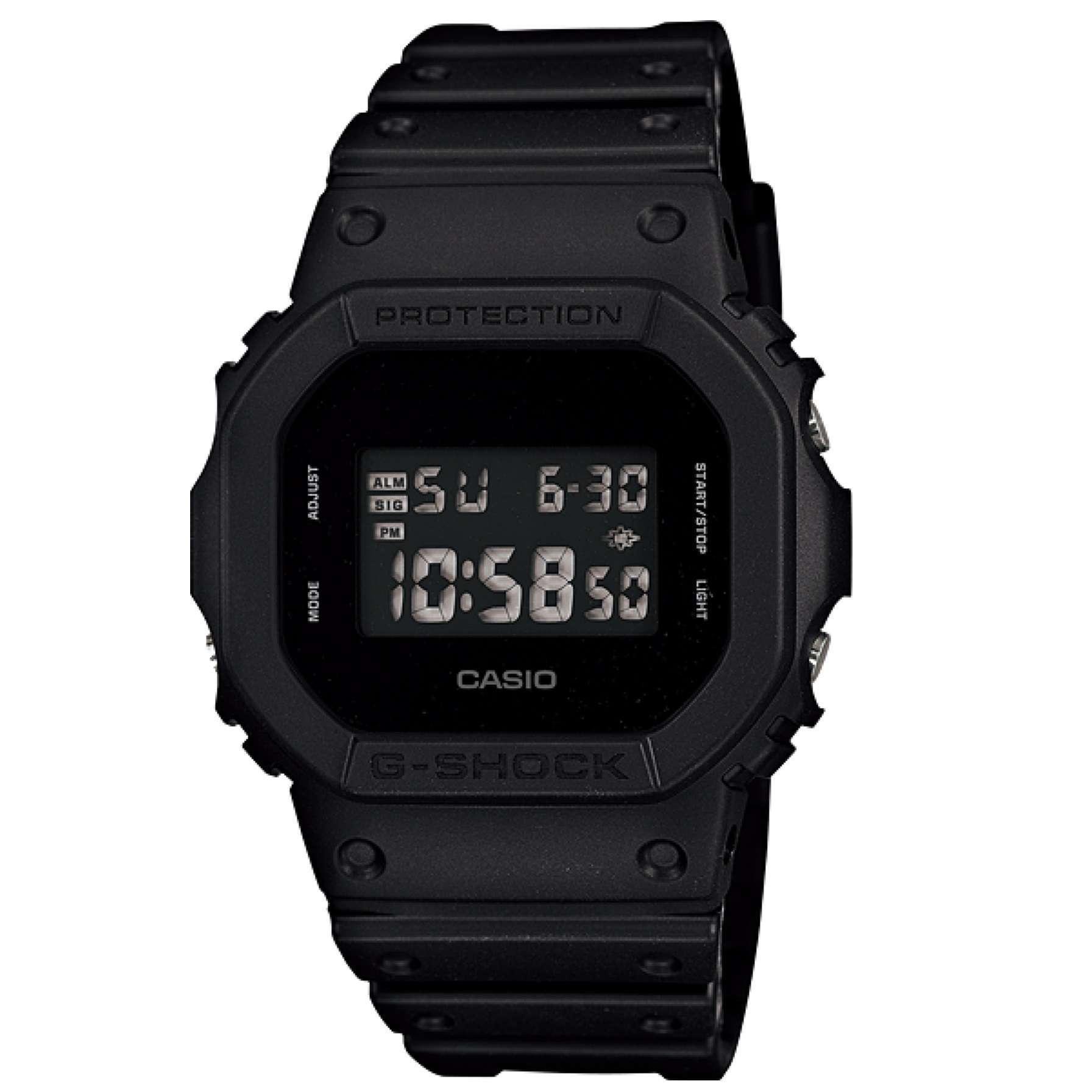 ساعت مچی کاسیو جی شاک DW-5600BB-1DR
